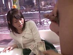 Sensational Chinese chick giving Erotic lick
