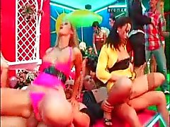 This is what we call a sex party pt1