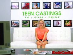 Tattooed teen pounded at brutal casting