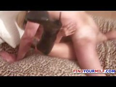 German Monster Tit MILF fuck two young boys in SexTape