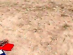 Angelo nero occupa la perforazione e dong di inghiotte