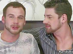 Homosexuell Clips von Andrew und Chris verdammt part3