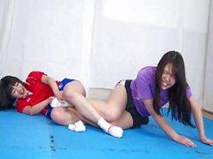 VS tickling