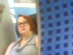 zien ze me masturberen in de trein