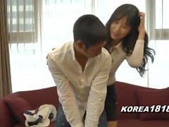 Korean Porn MILF vietteli ja seksikäs