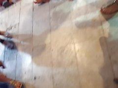 meine Freunde Mütter, barfuß am Basar zu Fuß