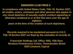 133. Swingers Club CD1