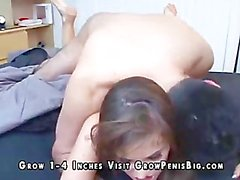 Pretty Lily Carter Gets a Creampie