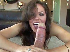 Bobbi Starr mag es, anal zu tun