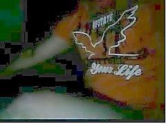 Med heterosexuella killar fötterna på webbkamera # 3