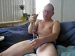 Likhet med ett dvala , Tappning som bomull Adidas Kort sagt Annonser för BDSM