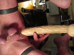 Bollar Deep 15 tums Dick Rambone Prostate Mjölkning