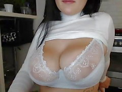 Big Tits BBW Chubby Teen 2! CUM! WEBCAM! BOOBS! WANK!