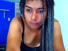 Solo Webcam Chick