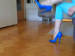 blue ones