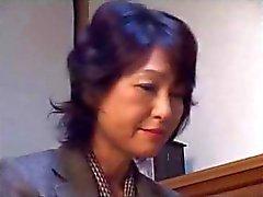 Mother Ayako Satonaka