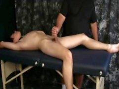 Langhaar-Boy Erotica Torment