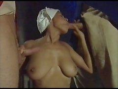 Follandose a la camarera en 1492