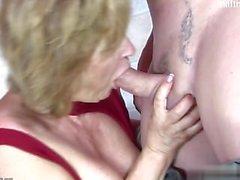 Horny gf esperma na boca