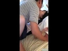 Japanese asian blowjob amateur fingered and loves it