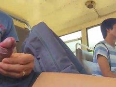 Stroke On Bus