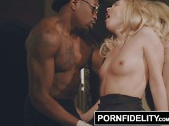 PORNFIDELITY Aaliyah Love Dreams Of Big Black Cock