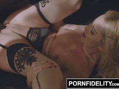 PORNFIDELITY Aaliyah Sueños amor al Gran Negro Cock