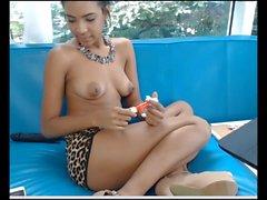 Puffy Nipple Girl Chanel having fun