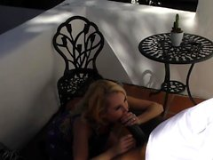 Aaliyah Love folla una gran polla negra antes de la boda
