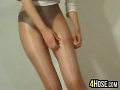Nylon Pantyhose Fetish
