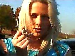 rökning fetisch Carly # genom Smoker58