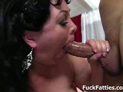Beautiful Fat Chick Fucking Big Cock