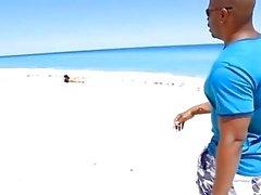 Iso perse latina alaston at beach gets fucked kovalla
