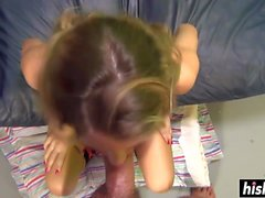 hot girl knows how to please a guy film