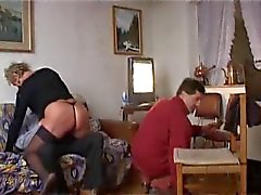Amateur mature BBW loves dick
