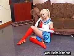 Oops little schoolgirl - japan girls style 1-1