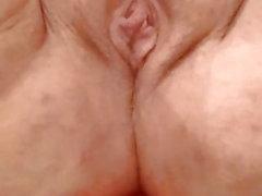 Peeing myself on cam
