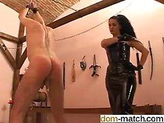 Meet her on dom-match - Preparinga SlaveForTraveling