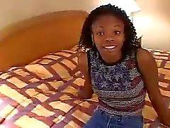 Jonge ebony Divine