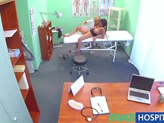 FakeHospital - Busty beautiful patient