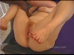 Pool Hall SQUIRT with BBC
