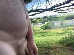 Bare passeio com uma subestação