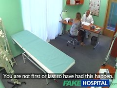FakeHospital Seksi ev kadını doktor koca aldatıyor