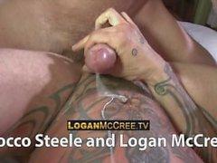 Rocco Steele e Logan McCree a Las Vegas