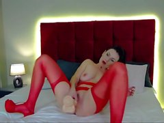 Step Sister Hot Latino Toyplaying Part 1