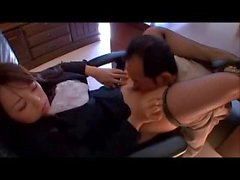 female boss and her oral slave - part 1