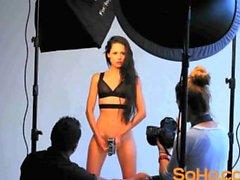 Martina García desnuda para SoHo (2012)