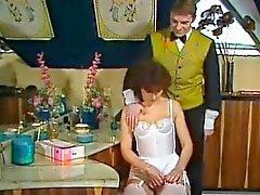 Cathy Ménard , Helene Shirley, Maschas Mouton im Vintage xxx