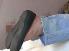Pé e sapata provocação