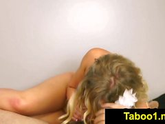 FetishNetwork Chase horny for stepbro gives BJ